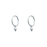 LOTUS BUD EARRINGS - BO + BALA - SILVER JEWELLERY FOR MUMS AND DAUGHTERS