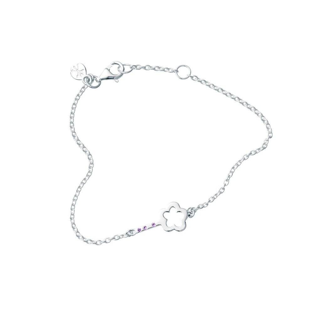 BEAUTY WISHING WAND BRACELET - BO + BALA - KIDS STERLING SILVER BRACELET NZ