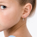 DAISY INFINITY HOOPS - BO + BALA - KIDS EARRINGS NZ