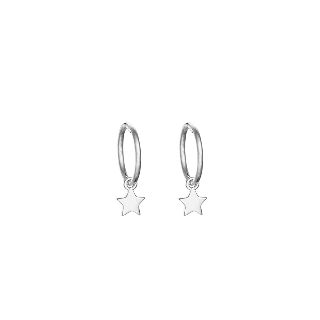 WISH INFINITY HOOPS - BO + BALA - KIDS FASHION JEWELLERY ONLINE