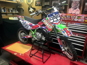 Big Bike Custom Graphic Kit