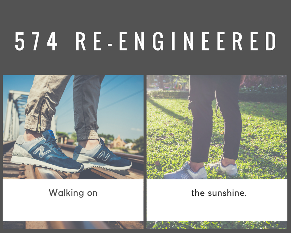 574 RE-ENGINEERED