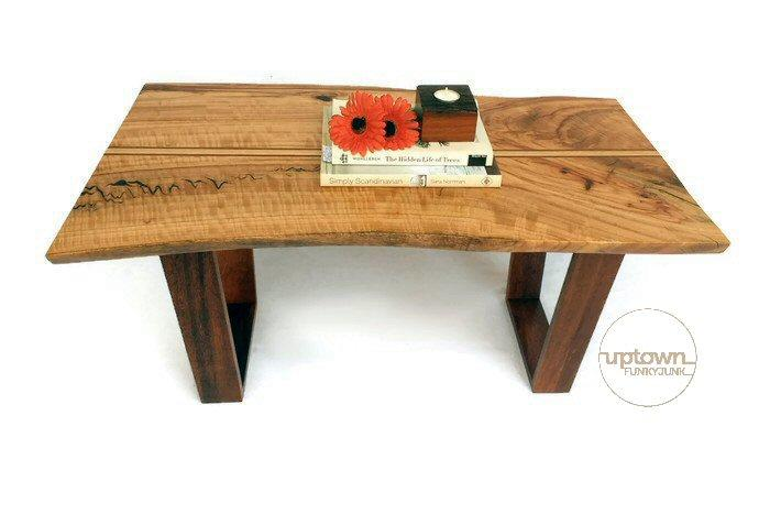 Camphor Slab Coffee Table