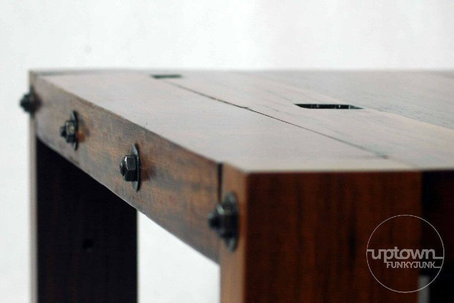 The Wharfie - Coffee Table Table - Uptown Funky Junk
