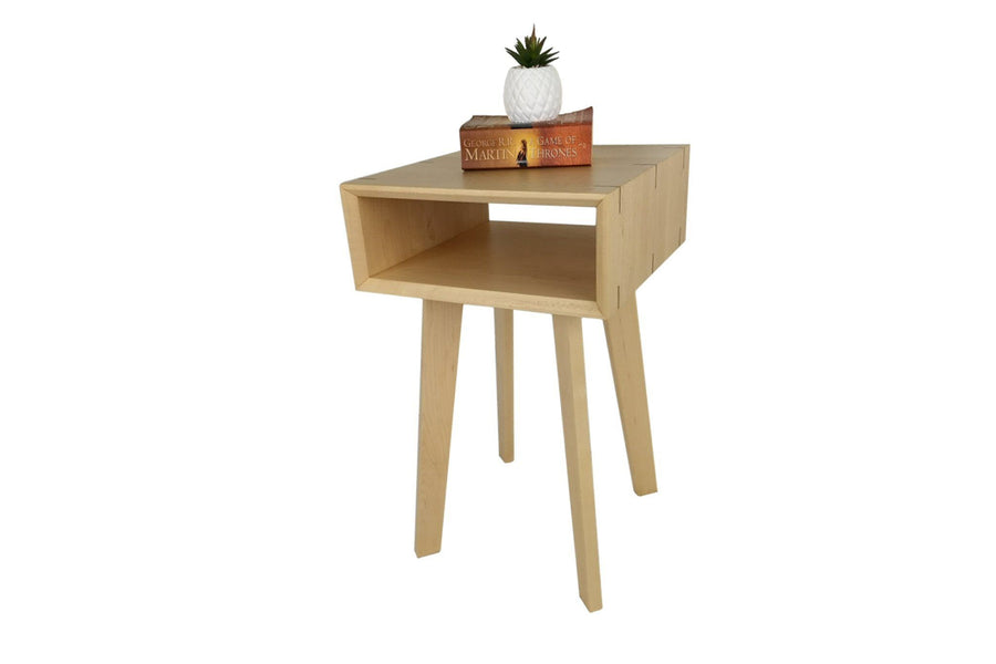 The Maple Side Table - Deluxe
