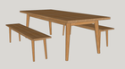 Scandinavian Signature Dining Table