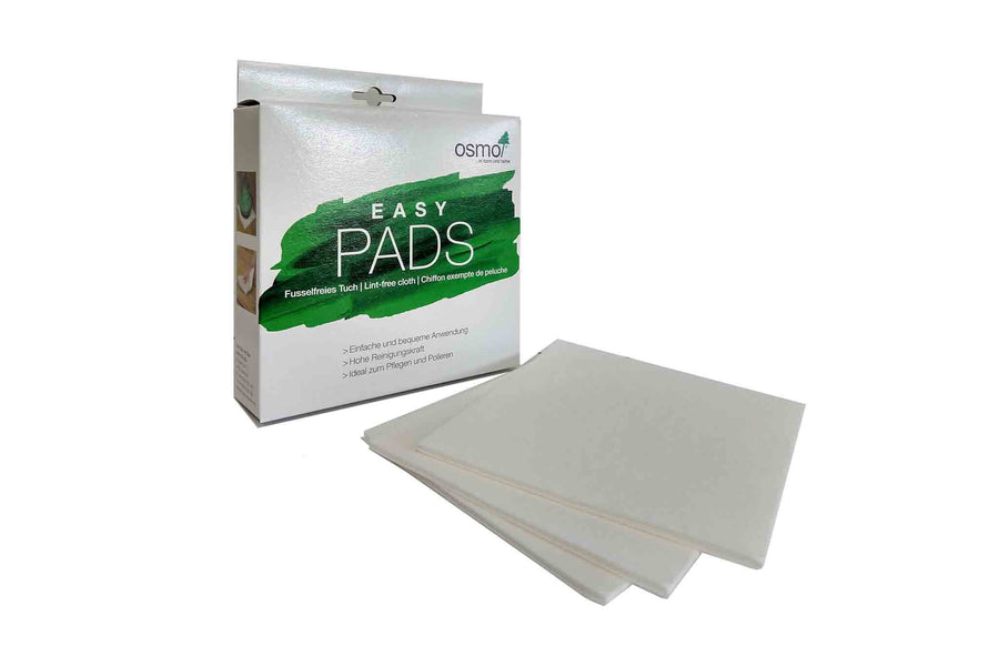 OSMO Easy Pads | Lint Free Cloths (10 Pack)