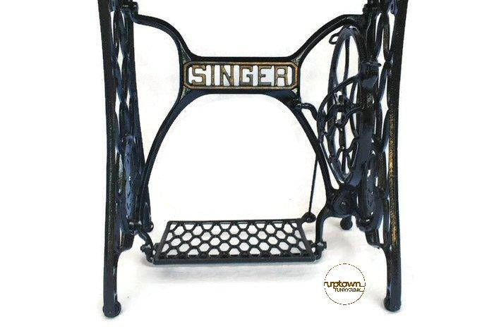 The Singer Accent Table