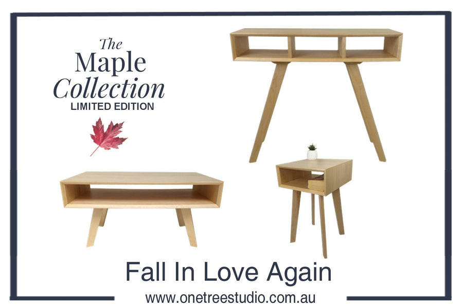 The Maple Side Table - Standard