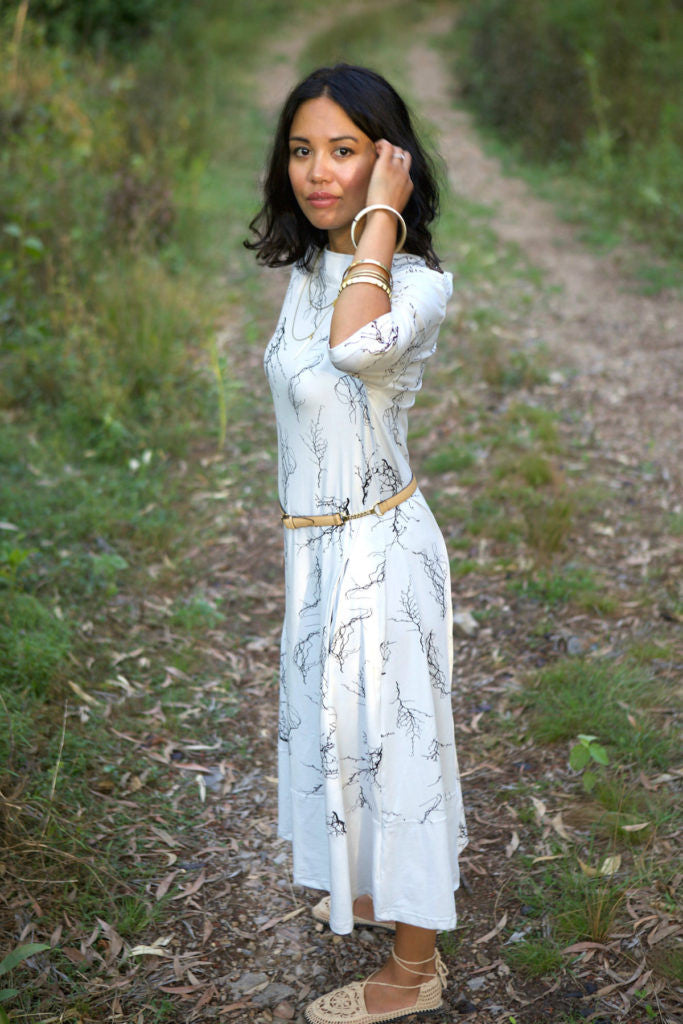 Eco  Warrior Princess - ethical fashion photo shoot - Awaken Collection