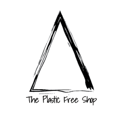 The Plastic Free Shop logo