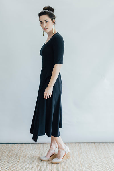Alisma dress - black