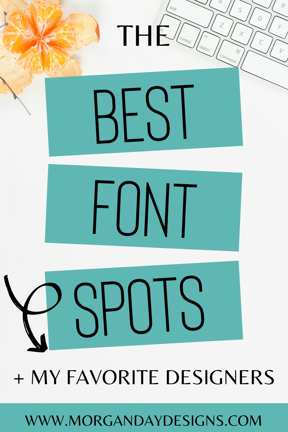 The Best Fonts