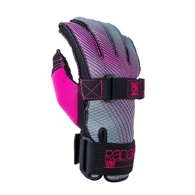 Radar Bliss - Inside Out Glove - Hotter Pink - XS