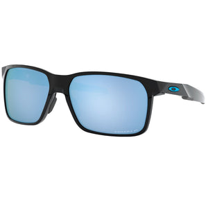 Oakley Portal X Polished Black W/ PRIZM Deep H2O Polar