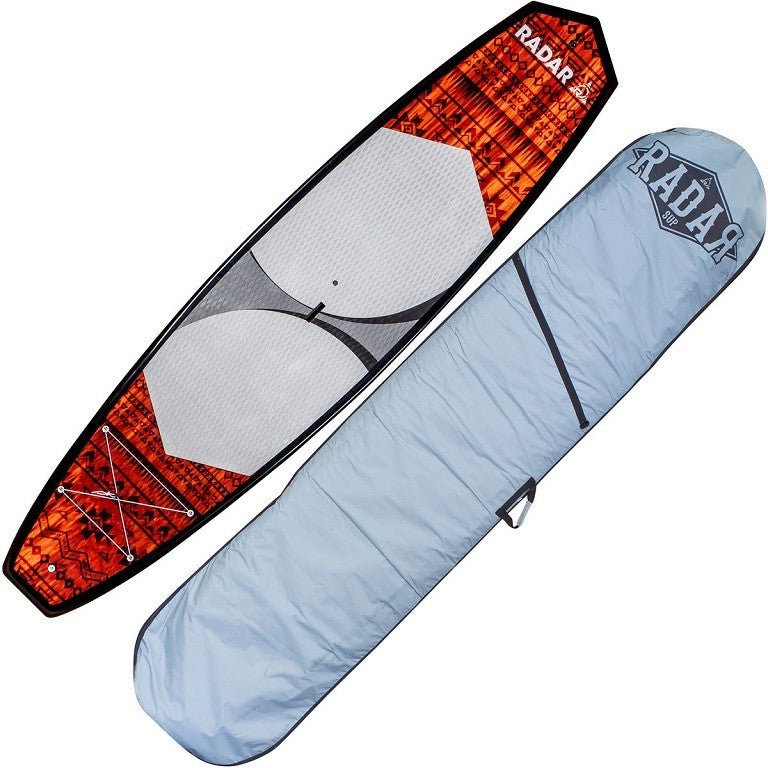 "Radar Totem Crossover/Yoga Scribed Timber - 12'3"" W/Bag"