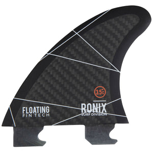 RONIX Floating Fin-S 2.0 Tool-Less Fiberglass - Right