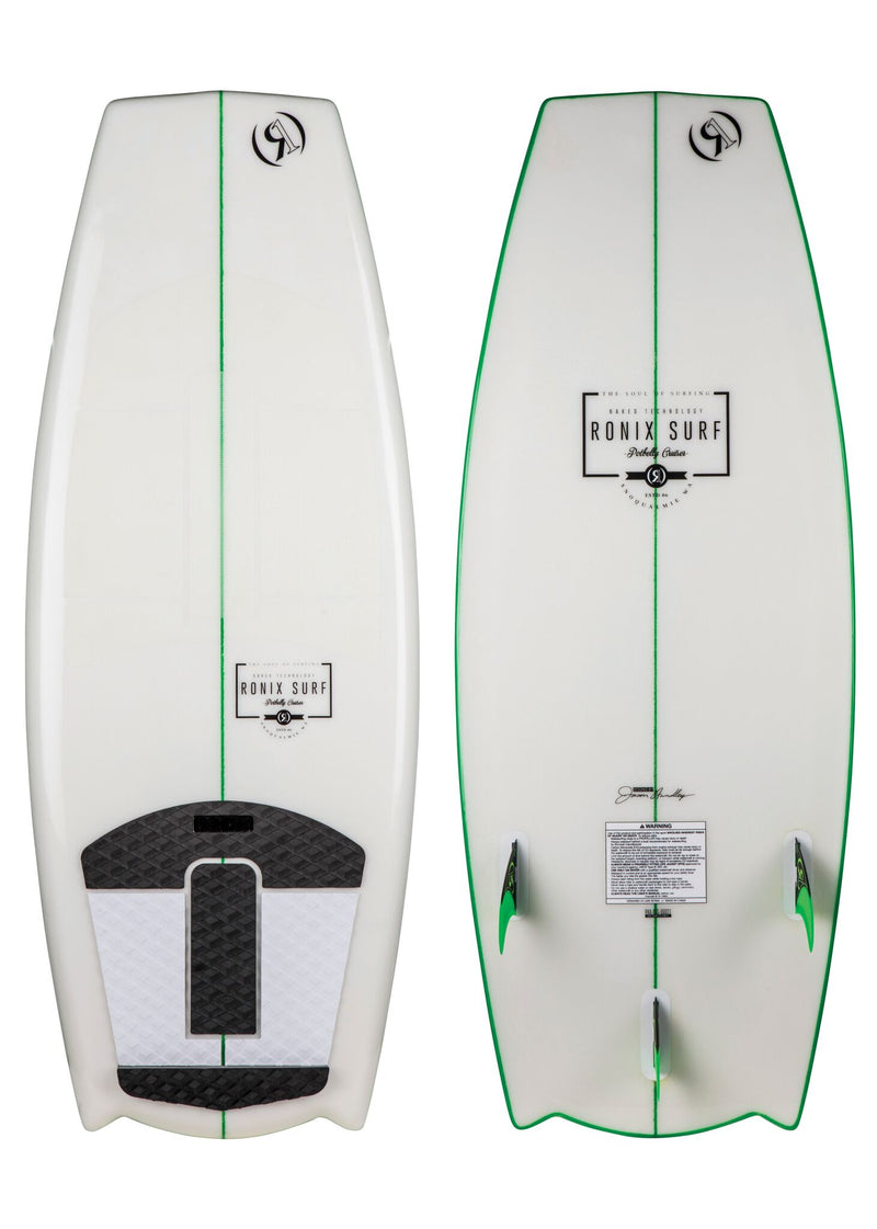 RONIX Naked Technology - Potbelly Cruiser - Natural White / Green