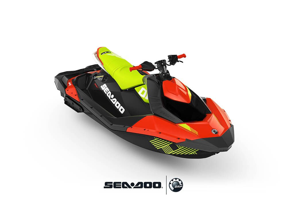 Seadoo 2020 Spark Trixx 3UP Chilli Pear