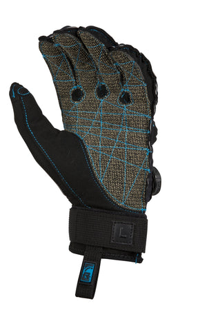 RADAR 2020 Vapor-K BOA Inside-Out Glove (Black/Blue)