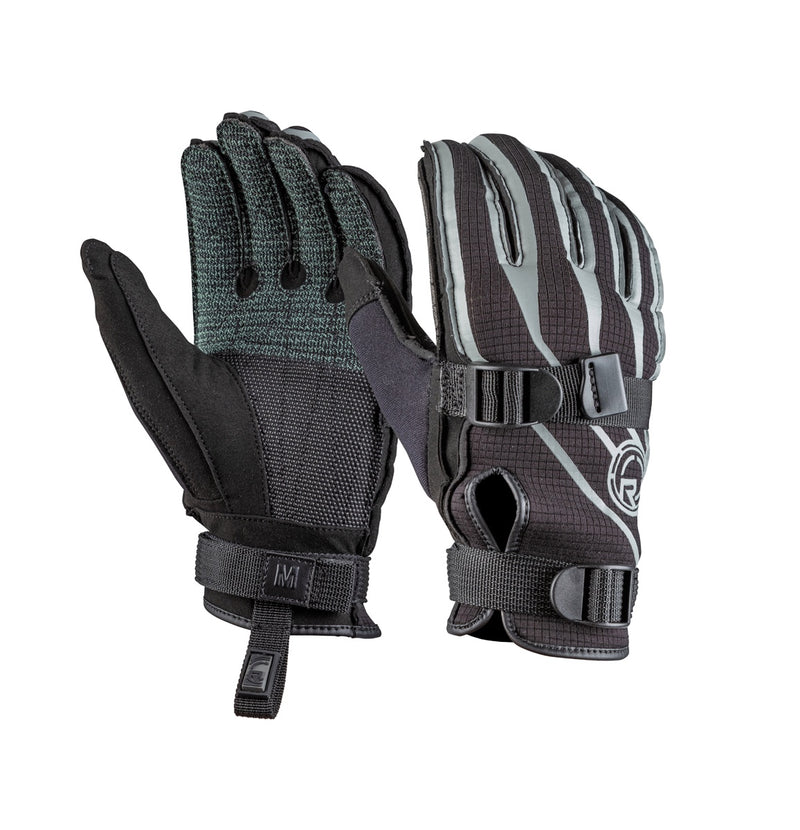 RADAR 2020 Ergo-K Inside-Out Glove (Black/Gun)