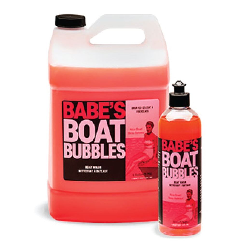 Babe's Boat Bubbles