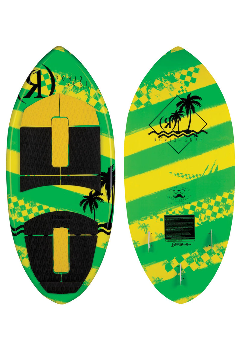 RONIX Super Sonic Space Odyssey - Skimmer - Tropical Green / Yellow
