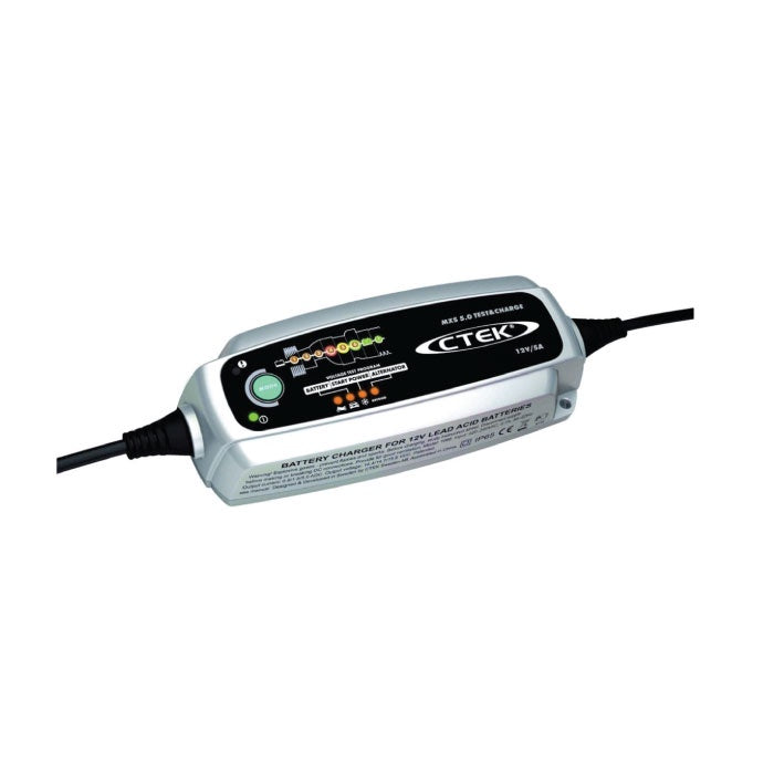 CTEK Battery Charger MXS 5A