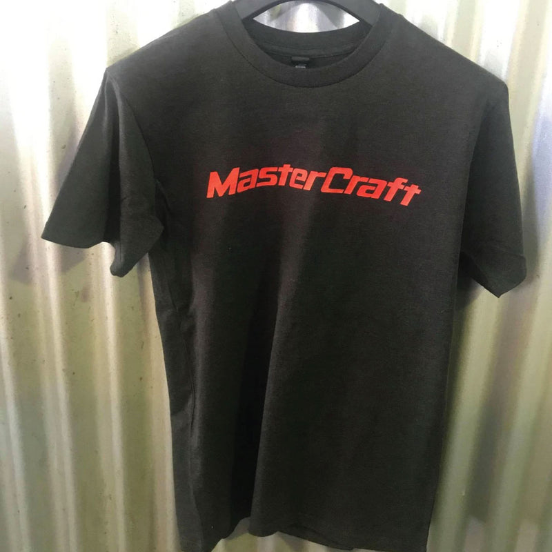 Mastercraft Dark Grey Tee