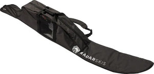 Radar 2021 Half Padded Slalom Ski Case (Charcoal/White)