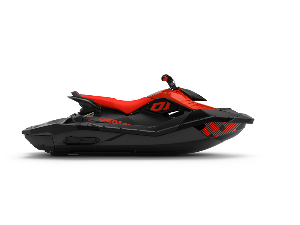 Sea-Doo 2021 Spark Trixx 2 Up Red/Black