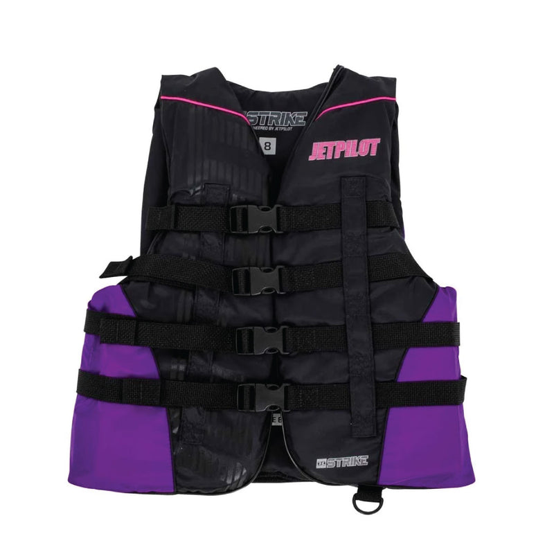 Strike Nylon Ladies Vest
