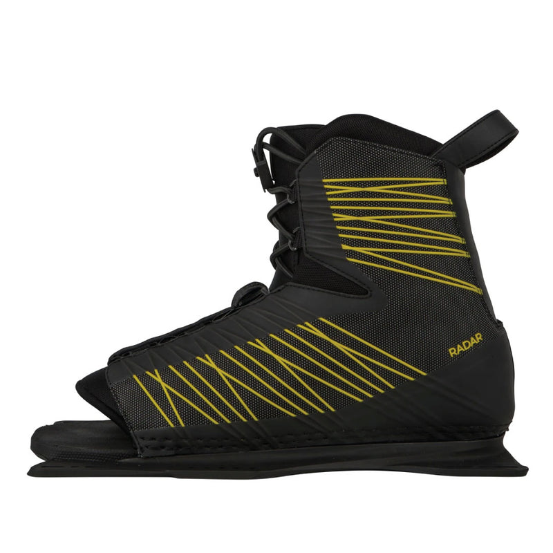 Radar Vector LTD Boot - BOA - Yellow - Front Feather Frame - Std