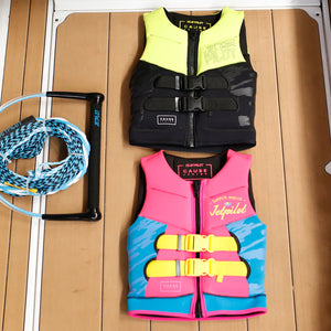 JET PILOT 2020 THE CAUSE F/E KIDS NEO VEST