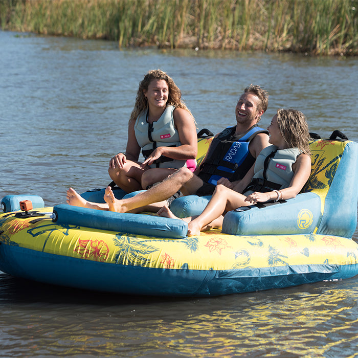 RADAR 2020 Chase Lounge Tube (3 Person)