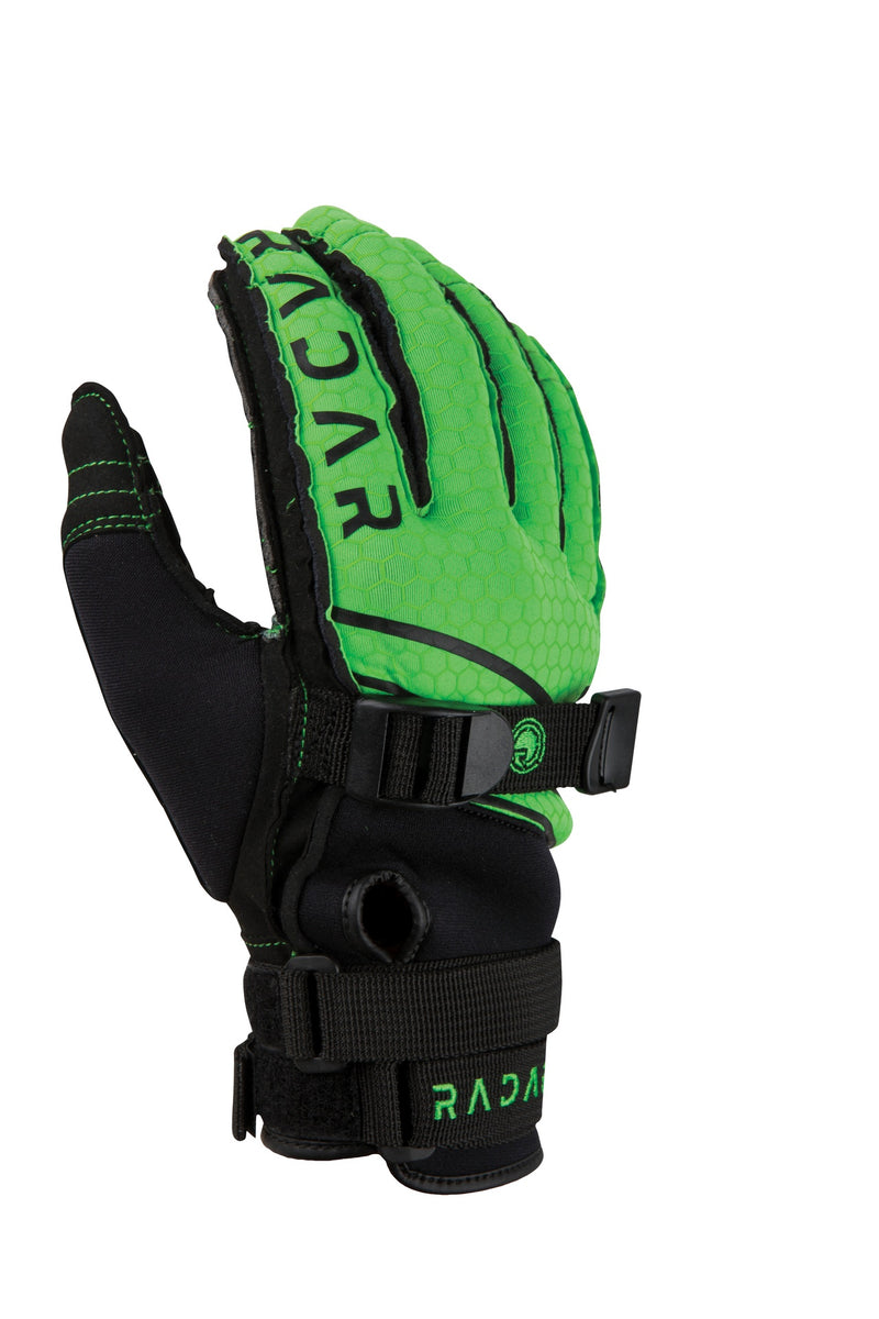 Radar Ergo-K - Inside-Out Glove - Green / Yellow - XXL