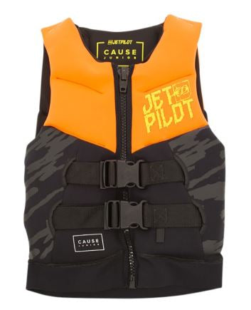 Jet Pilot THE CAUSE F/E KIDS NEO VEST 2019