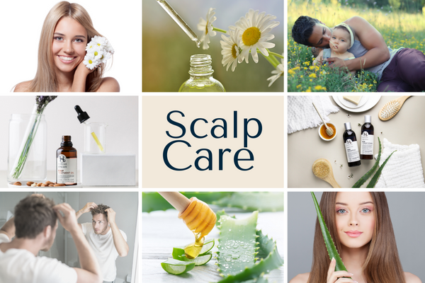 Hair care for Psoriasis, Eczema or a Delicate Scalp