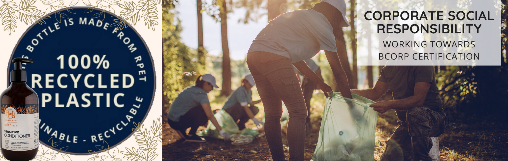 Corporate Social Responsibility- Our sustainability initiatives