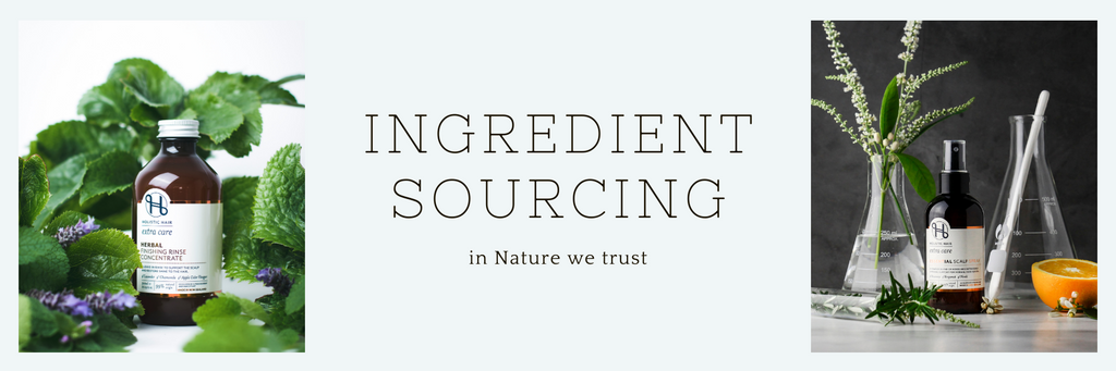 Ingredient Sourcing