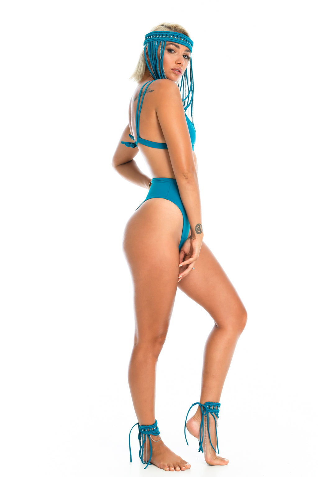 OCEAN BOTTOMS | Teal
