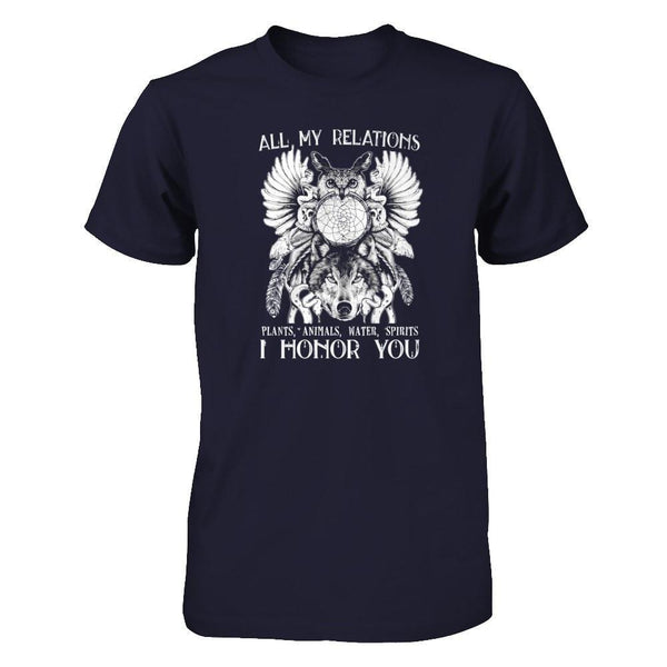 Shirts - All My Relations - Delightee.com