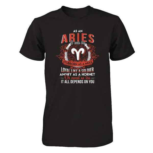 Shirts - As a Aries - Delightee.com
