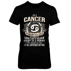 Shirts - As a Cancer - Delightee.com