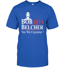Bob Blelcher Next Level Unisex Fitted Tee / Royal / S Shirts