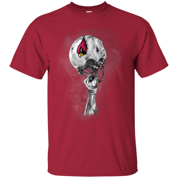 Shirts - Cardinals Hand with Helmet - Delightee.com