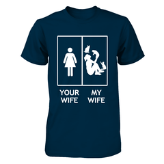 Shirts - Cat Wife - Delightee.com