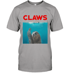 Claws Next Level Unisex Fitted Tee / Heather Grey / S Shirts