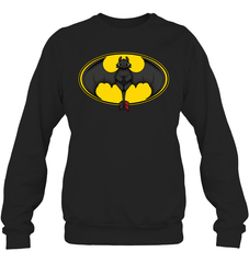 How To Train Your Bat Heavy Blend Crewneck Sweatshirt / Black / S Shirts