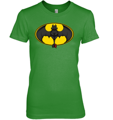 How To Train Your Bat Next Level The Boyfriend Tee / Forest Green / S Shirts